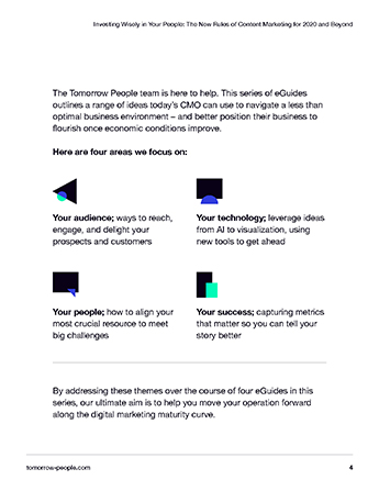 Investing Wisely in Your People - Page 4 preview
